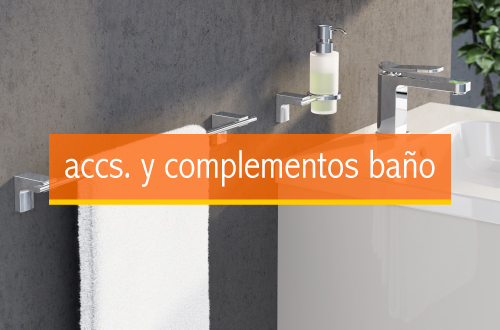 Accesorios de baño en budnik