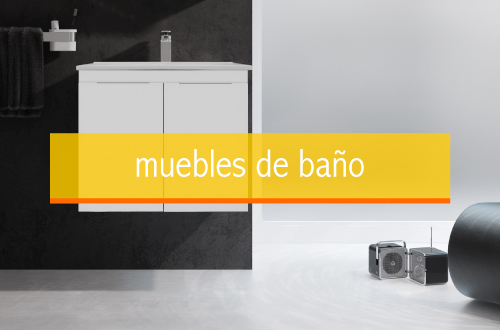 Muebles de baño en budnik